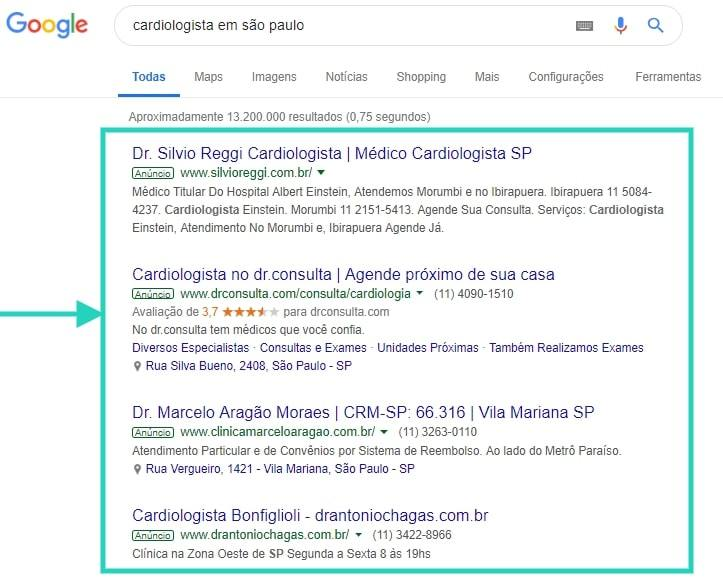 links_patrocinados_google